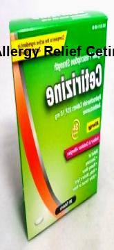 All Day Allergy Relief Cetirizine 10 Mg All Day Allergy